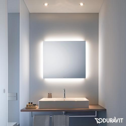 Duravit Spiegel Mit Indirekter Led Beleuchtung Better Version Mit