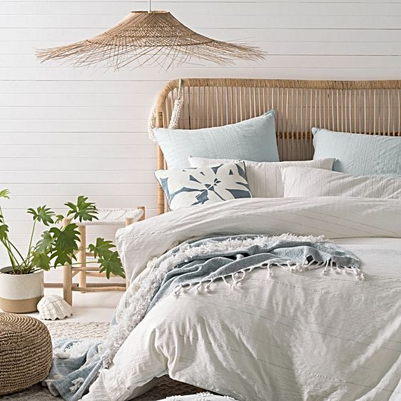 Hydra Quilt Cover Set By Linen House Zanui Quilt Cover Sets