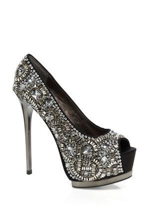 "SALE ends in 1 day. Original $1,300.00 TODAY $419.99 !!!   ZIGI BLACK LABEL Romi. Go to folder called ""Standout Pumps Sale"""