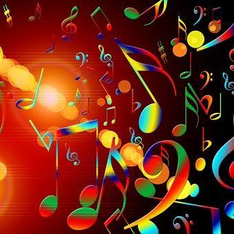 Danse, La Musique, Clef De Sol