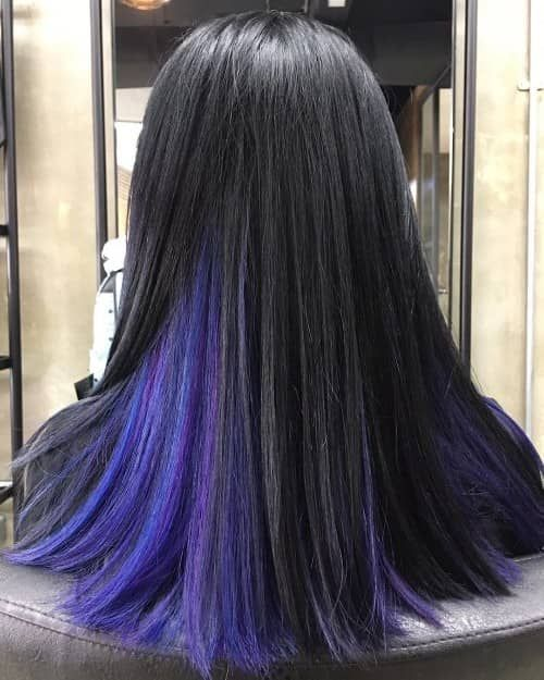 31 Best Underneath Hair Color Ideas Ultimate Guide In 2020 Hair Color Underneath Under Hair Color Hair Inspo Color