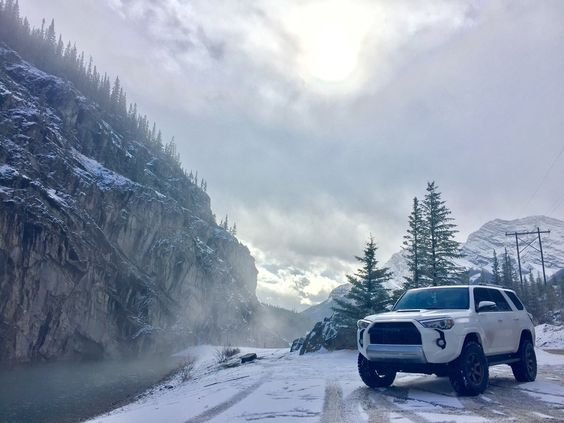 Post your 5th Gen Super White T4r photo - Page 20 - Toyota 4Runner Forum - Largest 4Runner Forum