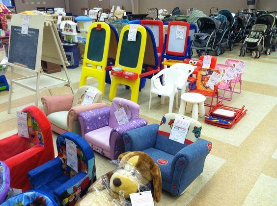 2014 Fall KID MANIA Hall 4 - Large Toys.  www.KidManiaSale.com