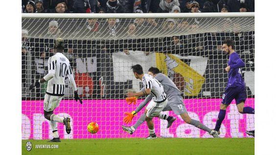 #Juventus 3 - 1 Fiorentina