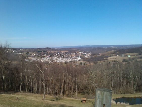 Dorsey's Knob Park, Morgantown, West Virginia