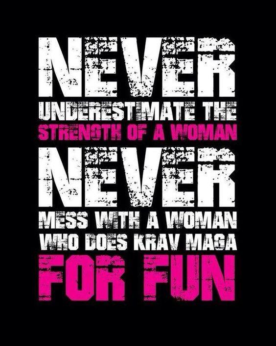 Women who do Krav Maga for fun have more fun. :) http://drippingspringskravmaga.com/intro-special/?utm_content=bufferd58ec&utm_medium=social&utm_source=pinterest.com&utm_campaign=buffer #kravmaga #womensselfdefense #drippingsprings