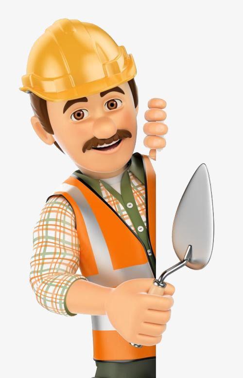 Construction Worker Material Pictures Png And Clipart Modelos De Cartoes De Visita Desenho De Maquiagem Novidades Instagram