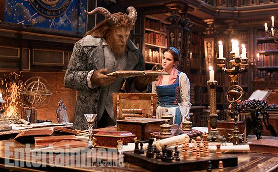 Beauty and the Beast: See 9 Enchanting, Exclusive Photos: