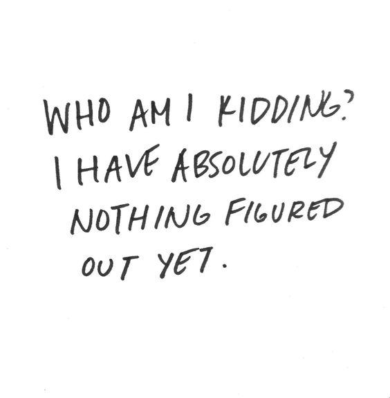 haha no kidding.