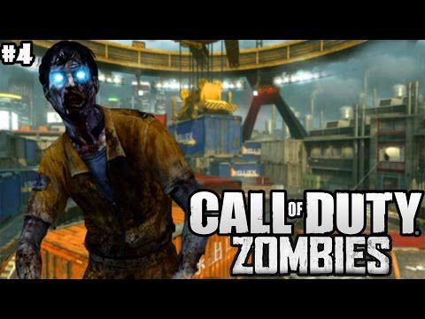 Cargo Zombies (#4) * Call of Duty Zombies (custom map)~LZG