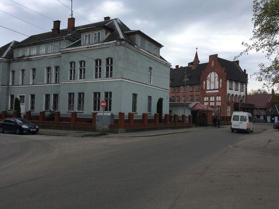 На улицах Балтийска. Фото: Vladimir Shveda