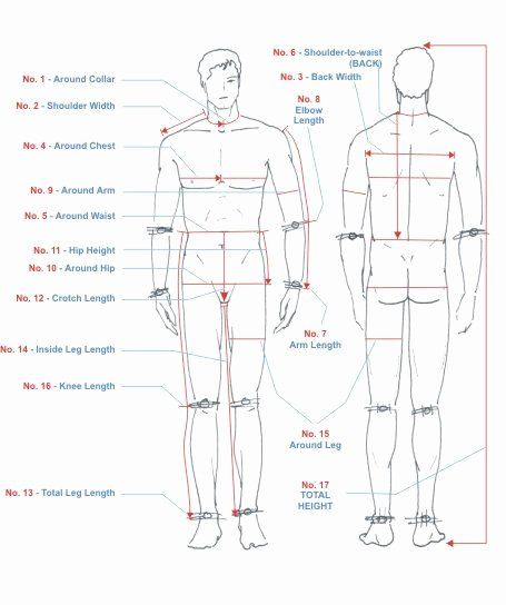 Clothing Size Chart Template Beautiful Do You Know How To Take Measure Of Your Body Here A Step By Step Gui Mens Sewing Patterns Sewing Measurements Sewing Men