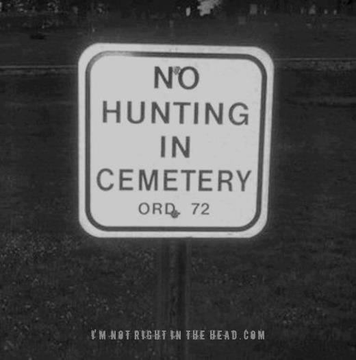 Zombie's Safe Place