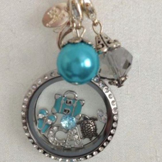 Origami Owl...personalize your own locket!