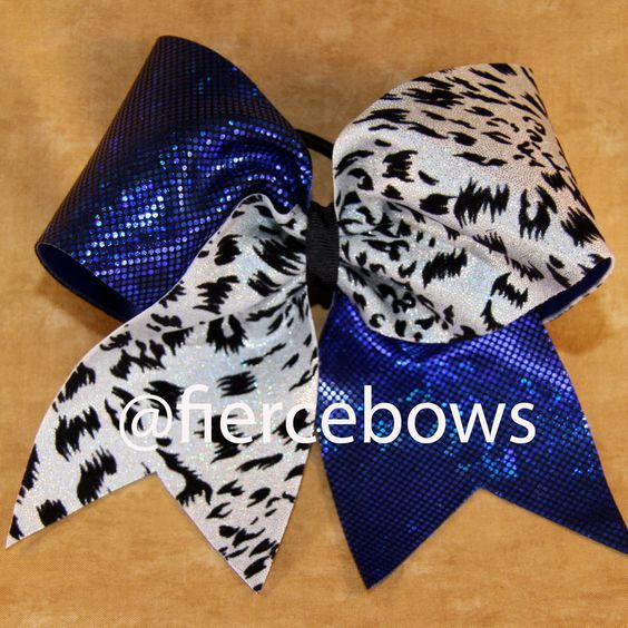 Cheer Bow. $10.00, via Etsy.