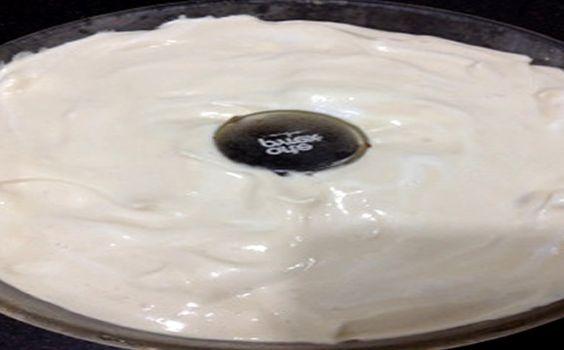 Receita de sorvete com creme de leite para a fase cruzeiro PP dukan.