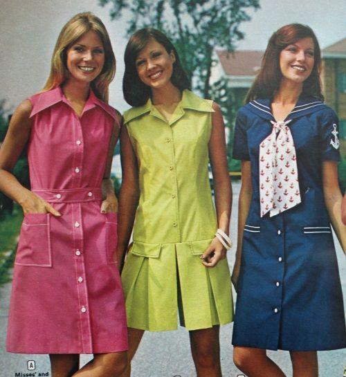 Vintage Shirtwaist Dress History In 2020 70s Fashion 70s Women Fashion 70s Inspired Fashion