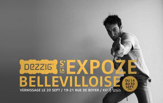 Exposition Plateform / Dezzig - 2012 / Photo © Léopold Constant