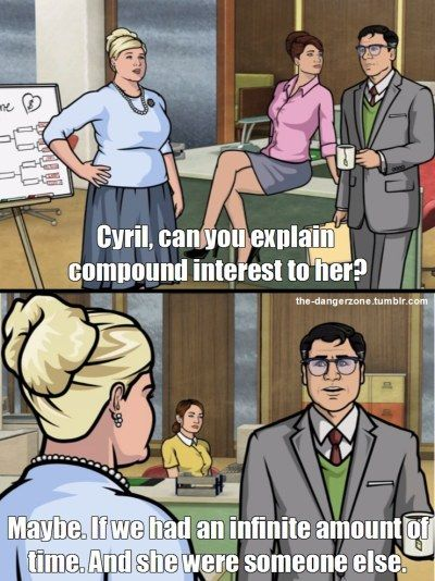 "If you're asked to work on a project with someone else, politely explain why that's a bad idea. | 16 Times ""Archer"" Taught You How To Avoid People"