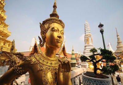 Bangkok, Thaïlande (iStock)