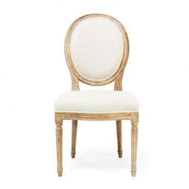 French Quarter Medallion Side Chair