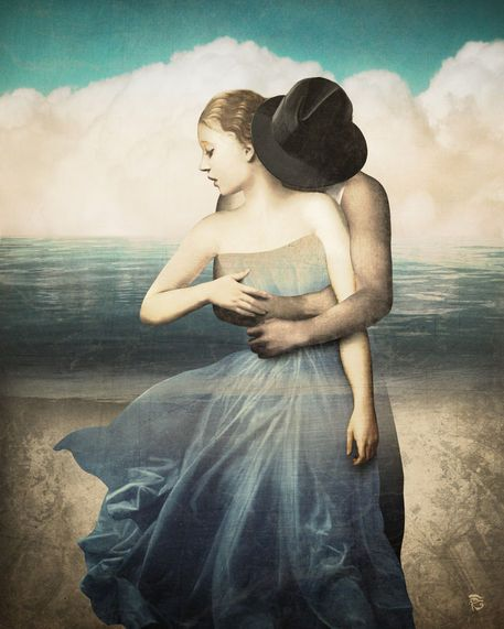 'close to you ' by Christian  Schloe on artflakes.com as poster or art print $18.03