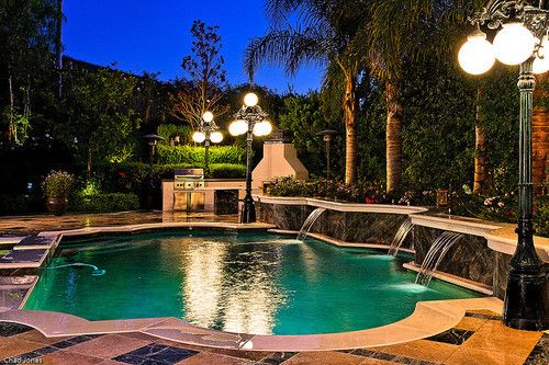 : Dream Pools, Dream Home, Housewife Dreams, Dream Houses, Outdoor Kitchen, Backyard Pools, Luxury Pools, Dream Housee
