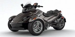 2012 Can-Am Spyder Roadster RS