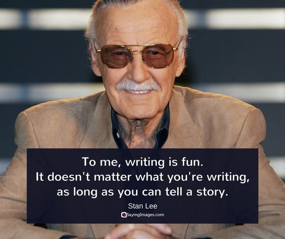 80 Super Inspiring Stan Lee Quotes #sayingimages #stanleequotes #inspirationalquotes