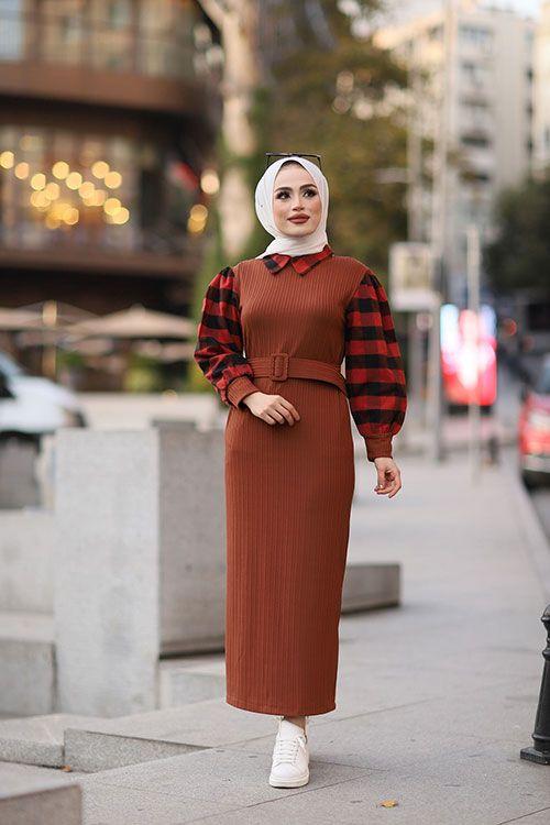 Tesettur Giyim Tesettur Elbise Ferace Cocuk Ferace Elizamoda Com Giyim Elbise The Dress