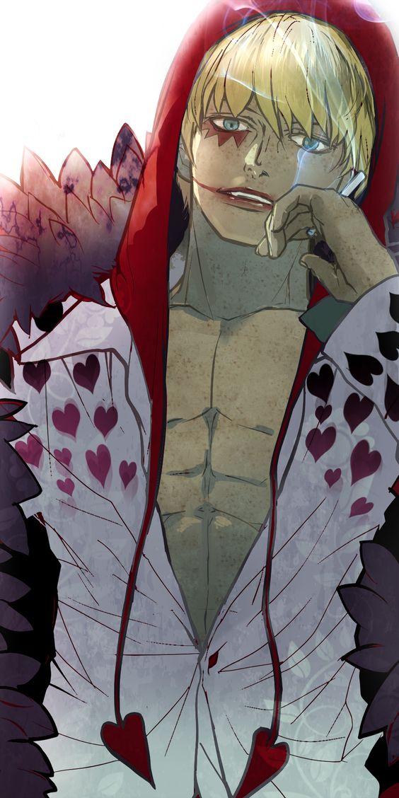 Donquixote Rosinante   One Piece: