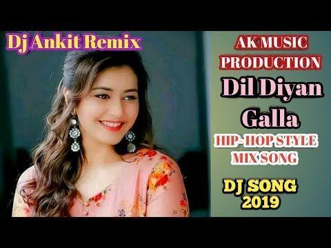 Dil Diyan Gallan Atif Aslam Songs Punjabi Song Dj Remix Song Hindi Song New Hindi Song Pak Dude In 2020 New Hindi Songs Dj Mix Songs Hindi Old Songs