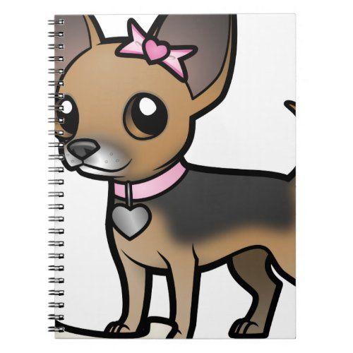 Cute Cartoon Chihuahua Products Notebook Zazzle Com Cute Cartoon Chihuahua Ipad Mini
