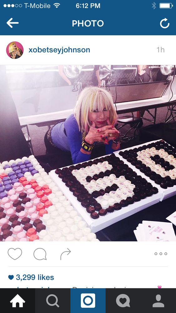 Easy Cupcake display