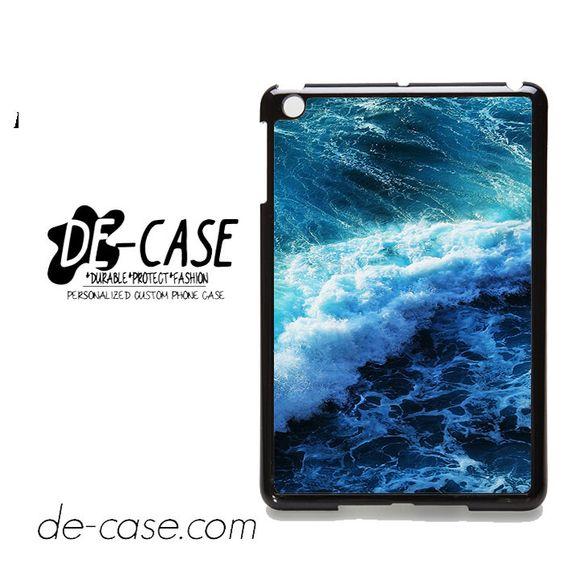 Stormy Blue Sea Wave For Ipad Mini 2/3/4 Ipad 2/3/4 Ipad Air 1/2 Case Phone Case Gift Present YO