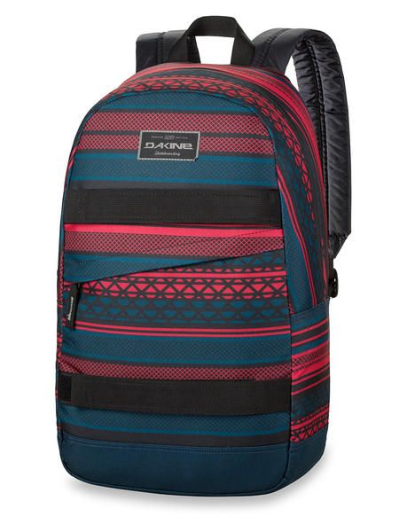 DAKINE MANUAL 20L BACKPACK The Dakine Manual skate backpack is a great basic skateboard rucksack. Made from strong and durable material. Checkout the key features and alternative Dakine products below. #dakine #manual20Lbackpack #colourmantle