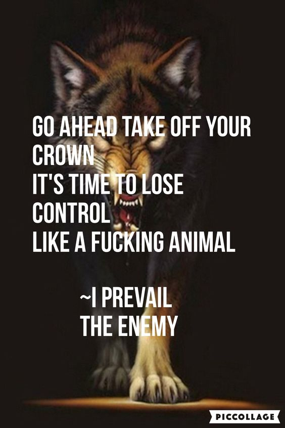 I Prevail - The Enemy ❤️