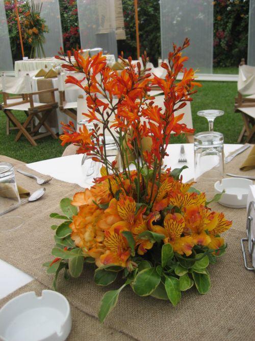 Arreglos florales para bodas2 arreglos florales - Centros florales navidenos ...