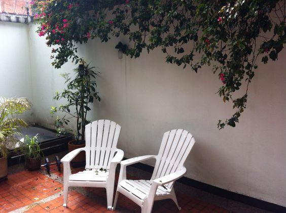 Arriendo Apartamento en Sta Barbara 100 m2 con terraza... Tenemos más opciones!