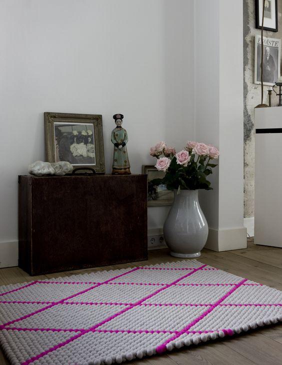 Scholten & Baijings for Hay: Dot Carpet
