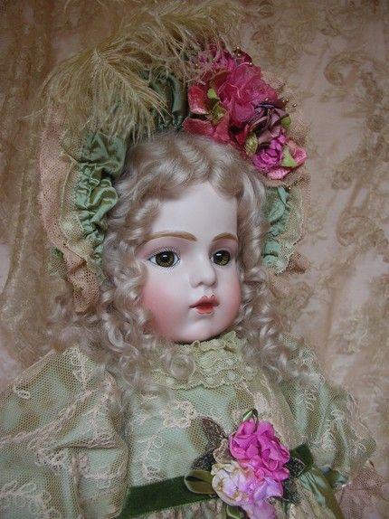 Emily Hart Reproduction dolls...lovely!