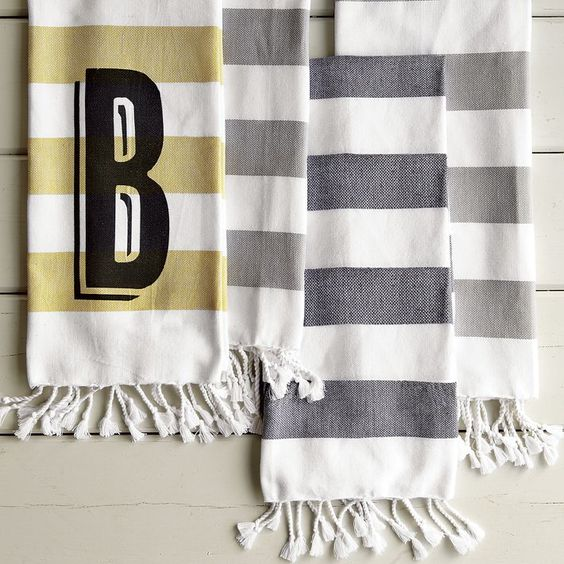 West Elm Hand Towels