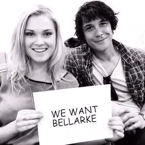 We want Bellarke too <3