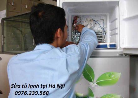 nap gas tủ lạnh tại hà nội