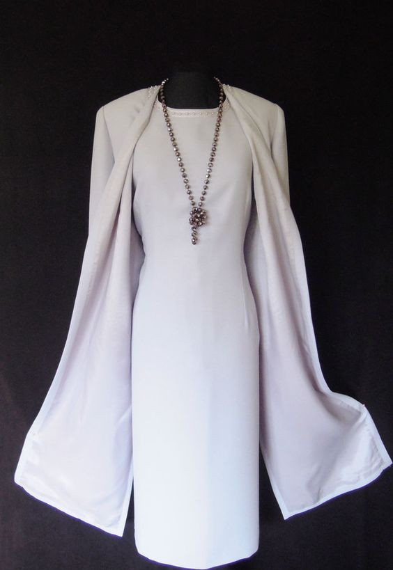 CONDICI Wedding Outfit Size 18 Lilac Dress and Coat Suit Ladies