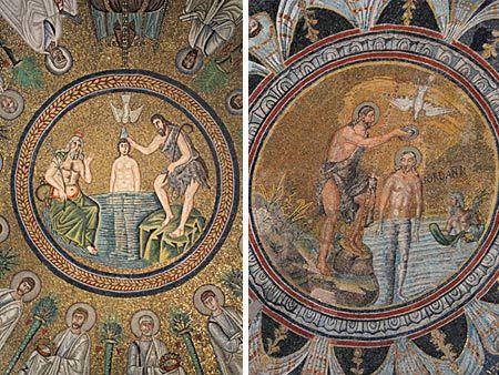 baptistererium v d heilige Johannes