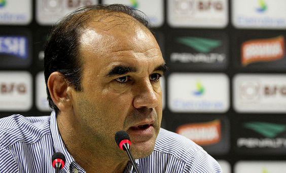 Após quatro anos, Ricardo Gomes volta ao futebol e assume o Botafogo #globoesporte