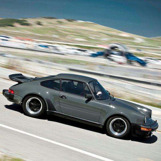 Steve McQueen's Porsche 930 Turbo…