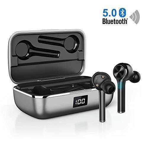 Jabra Elite 75t Earbuds Alexa Built In True Wireless Earbuds With Charging Case Titanium Black Bluetoo In 2020 Wireless Earbuds Bluetooth Earbuds Black Bluetooth