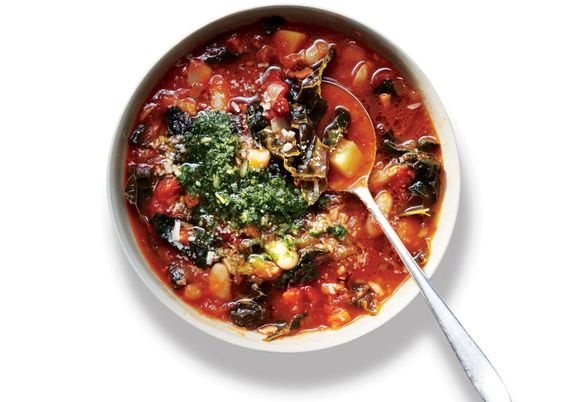 Hearty Soups and Stews - Bon Appétit